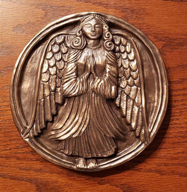 wg.189.guardian angel plaque