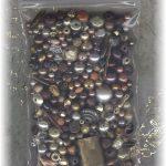 Metalic beads